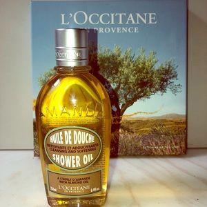 L'Occitane Almond Shower Oil 8.4floz